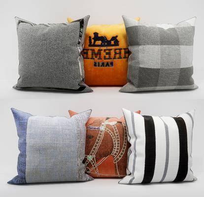 现代抱枕, 抱枕, 枕头