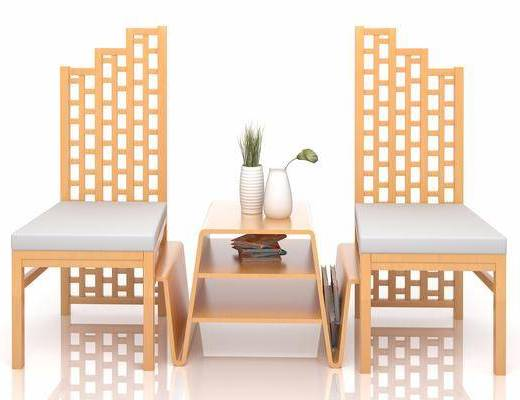 椅子, 茶几, 现代
