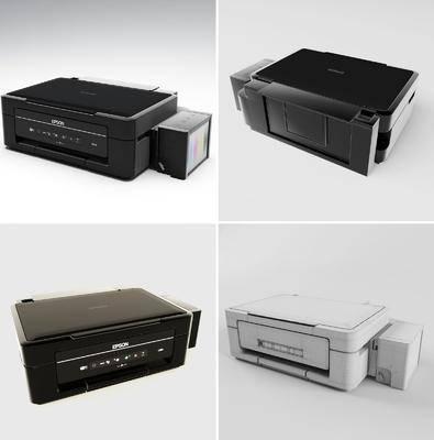 打印机, 复印机, 彩印机, 现代