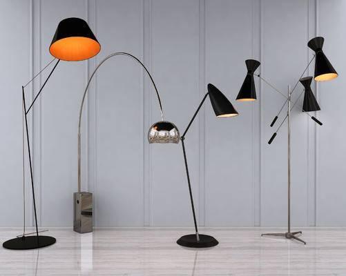 落地灯, 创意落地灯, 灯具, 灯饰