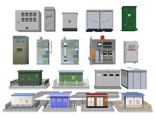 设备, 电房设备