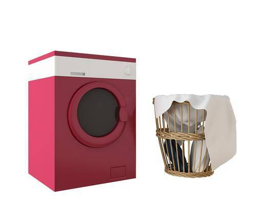 洗衣机, 现代洗衣机, 现代