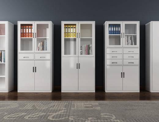 文件柜, 柜架组合
