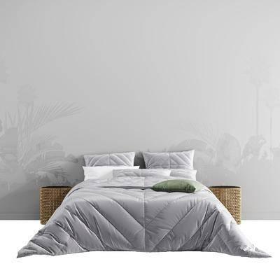 床具组合, 北欧
