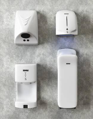 干手机, 烘手机, 现代