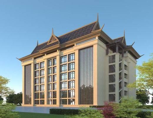 東南亞, 酒店