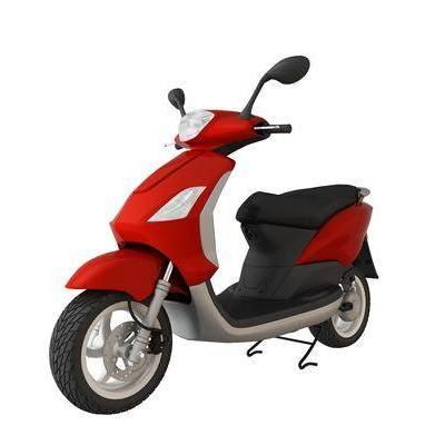 摩托车, 现代