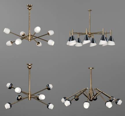 吊灯, 灯具, 灯, 金属吊灯, 现代吊灯