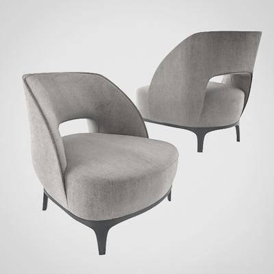 休闲椅, 单椅, 餐椅, 现代
