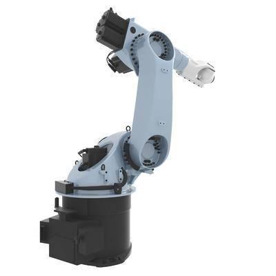 机械手臂, 机器人抓手, 工业设备