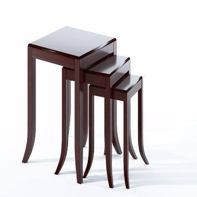 吧椅, 单人椅, 中式