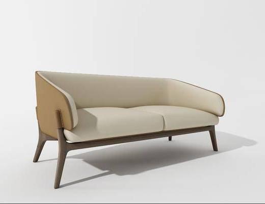 雙人沙發, 沙發, 現代沙發, 后現代沙發