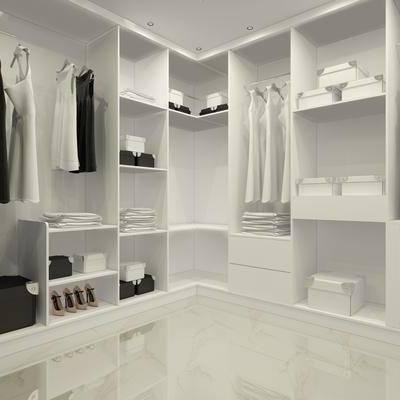 现代, 衣帽间, 衣服