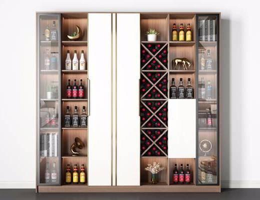酒柜, 柜架組合, 置物柜