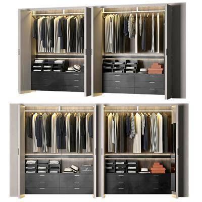 衣柜, 衣服, 现代衣柜