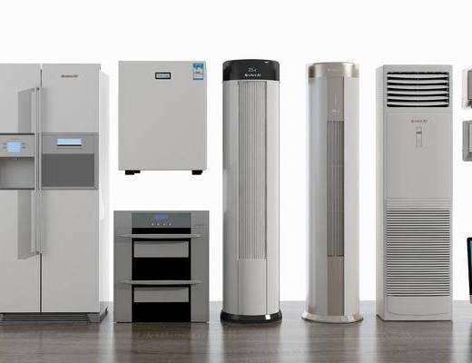 电器, 冰箱, 空调