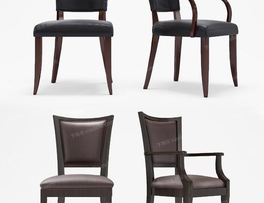 椅子, 休闲椅, 单人椅, 单椅, 现代椅子