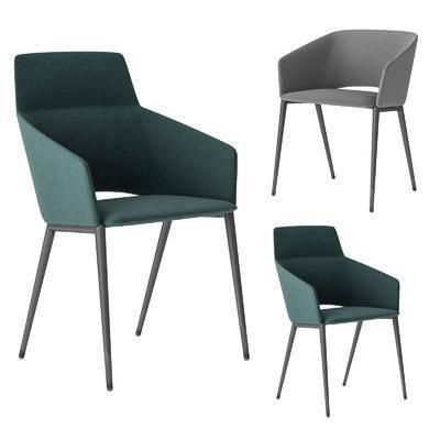 休闲椅, 餐椅, 单椅
