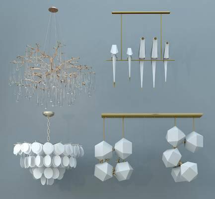 吊灯, 金属吊灯, 树枝吊灯, 花状吊灯, 花型吊灯, 动物吊灯, 艺术吊灯, 客厅吊灯