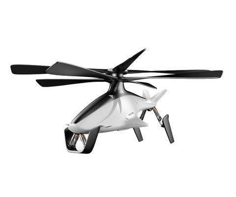 飞机, 直升飞机, 现代直升飞机