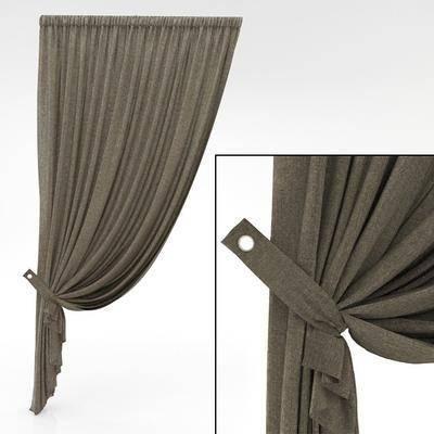 窗帘, 现代窗帘, 布艺窗帘, 现代布艺窗帘, 现代