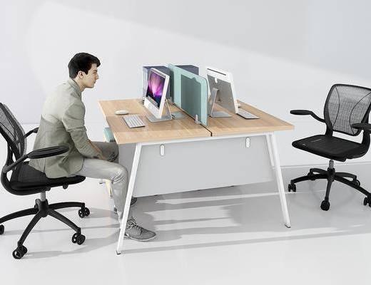办公桌, 现代, 办公桌椅