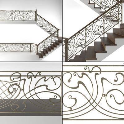 楼梯, 现代