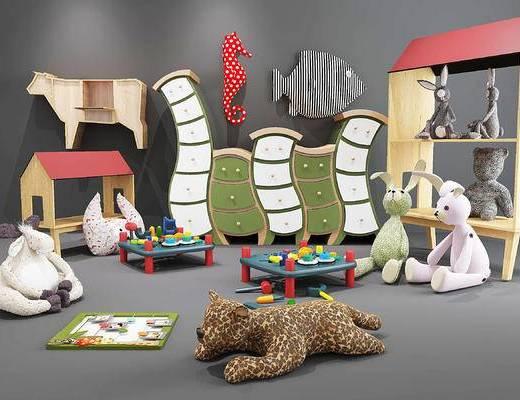儿童用品, 儿童玩具, 玩偶