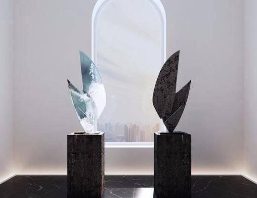 雕塑, 雕刻, 裝飾品