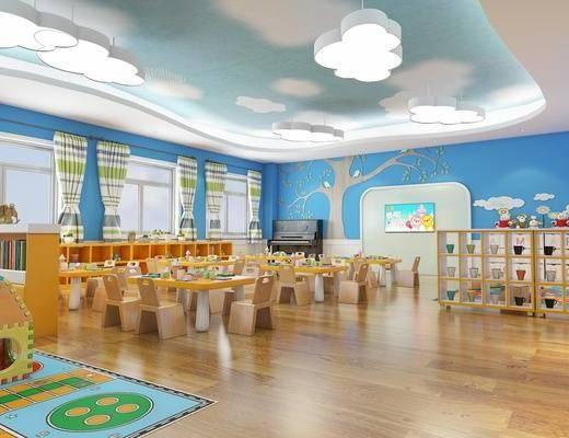 幼儿园, 教室