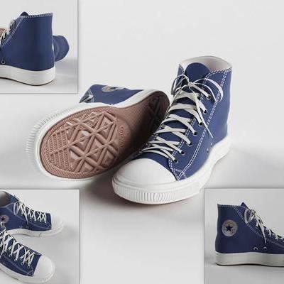 鞋子, 匡威, 现代