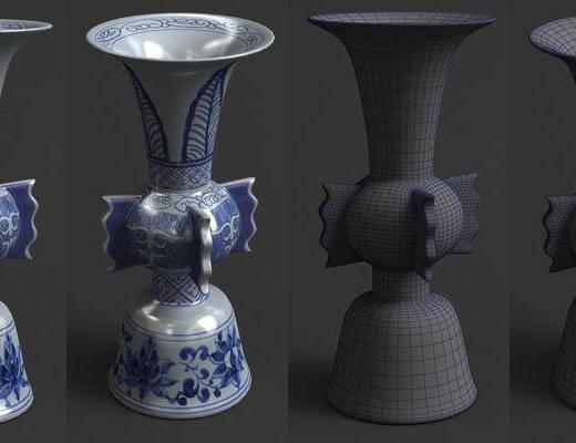现代, 花瓶