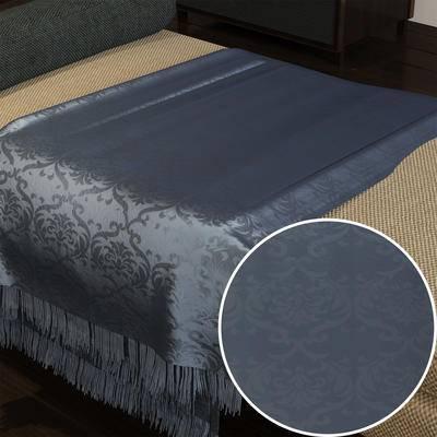 丝绸, Vray材质, 蓝色丝绸