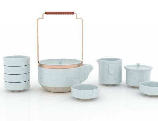 茶具, 茶具组合, 茶杯