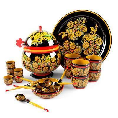 餐具, 陶瓷, 东南亚餐具, 东南亚, 勺子
