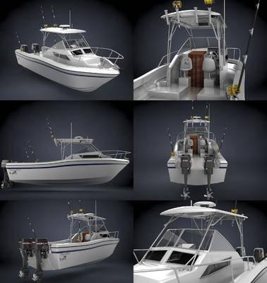 現代游艇, 游艇, 船