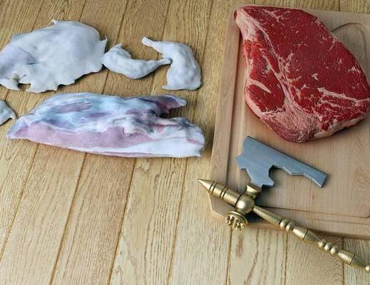 食物, 生肉