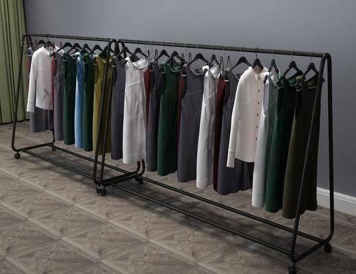 現代衣架, 衣架
