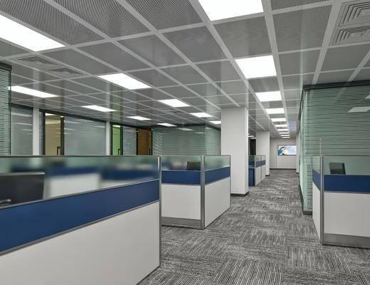 办公区, 办公室, 现代办公区, 办公桌, 办公椅, 单椅, 现代
