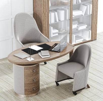 现代书桌椅, 桌椅组合