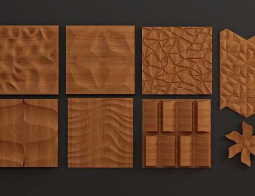 背景墙造型, 墙饰, 墙面, 中式