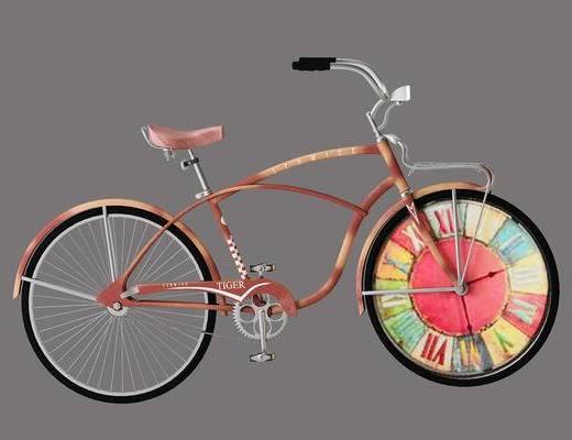 单车, 自行车, 现代