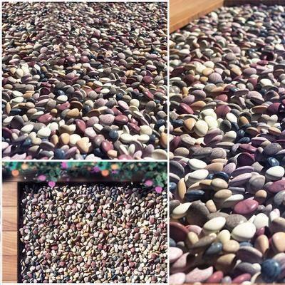 现代, 鹅卵石, 石头