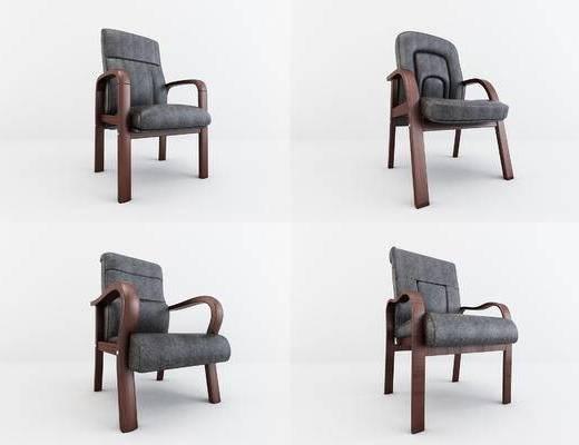 会议椅, 办公椅, 皮椅