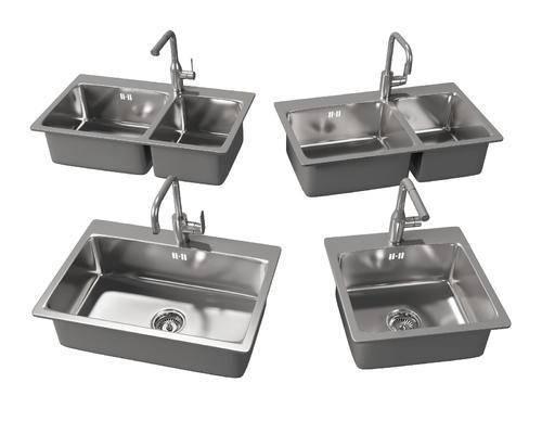 现代, 洗菜盆, 单体