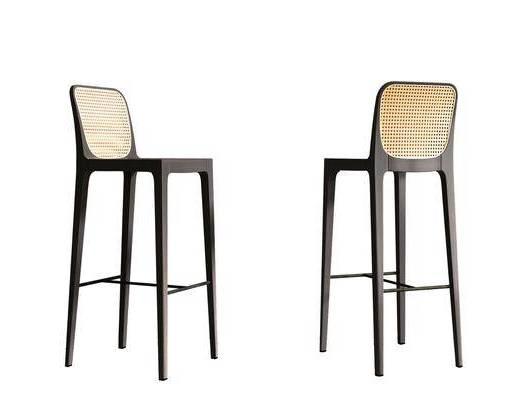 现代, 吧椅, 单椅, 单体