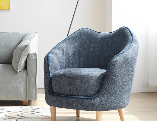 单人沙发, 沙发, 北欧沙发, 布艺沙发, 休闲沙发