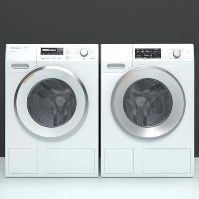 洗衣机, 电器, 家电