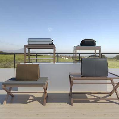 行李箱, 旅行箱, 现代