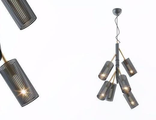 吊燈, 燈具, 燈具組合